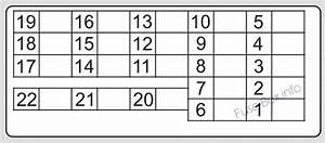 Fuse Box Diagram  U0026gt  Acura Tsx  Cu2  2009