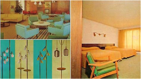 Home Decor 1960s :  Groovy, Colorful And Dynamic, Influenced
