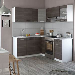Küchen L Form Poco : vicco k che k chenzeile l form k chenblock real ~ Markanthonyermac.com Haus und Dekorationen