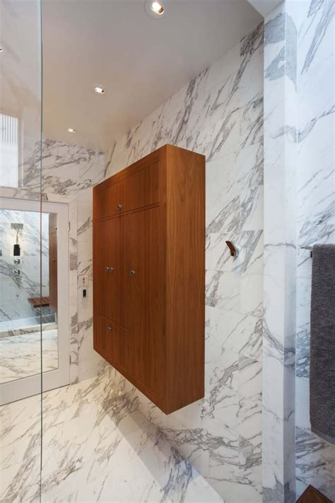 greenwich st bath san francisco modern luxury wall