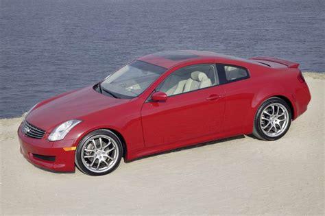 2007 Infiniti G35 Coupe Photos