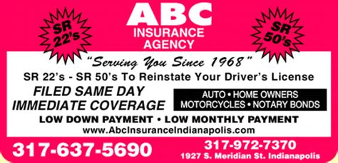 Work at abc insurance agencies? ABC Insurance Agency, Indianapolis, IN 46225-1732 | - Yellowbook