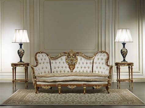 Luxury Furniture : Luxury Sofa Nineteenth Century