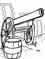 Gun Guns Coloring Pages Drawing Printable Games Control Gunbroker Impact Colouring Getdrawings Military sketch template
