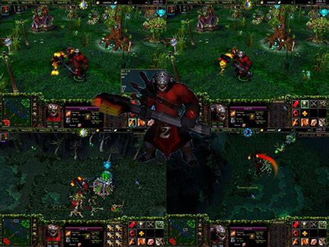 dota  axe warcraft iii  frozen throne skin mods