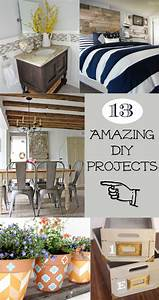 13, Amazing, Diy, Projects