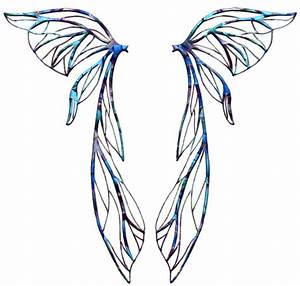 fairy wings drawing png wwwpixsharkcom images With fairy wing template