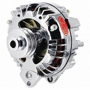 Powermaster 17509 Retro Alternator  95a  V