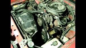 1985 Mustang Convertible 3 8 Liter V6 Water Pump