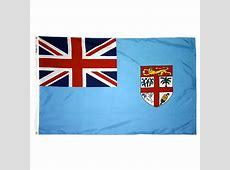 Fiji Flag 5 x 8ft Outdoor Flag