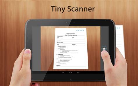 aplikasi scanner  scan dokumen  android droidpoin