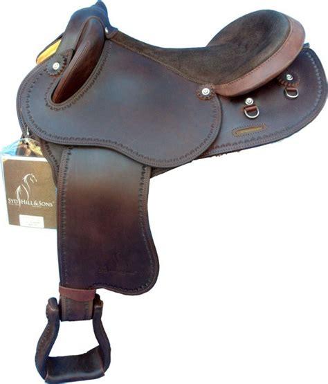 syd hill fender saddle premium sons halfbreed saddles saddlery tree adjustable