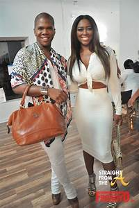 Party Pics: Cynthia Bailey's All-White Grand Opening for
