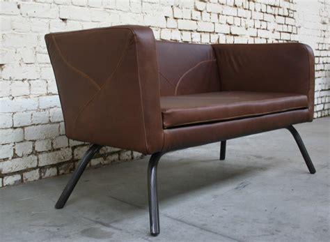 canape industriel canapé 2 places industriel meuble et déco