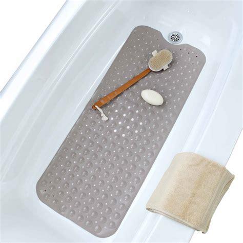 bath tub mat carnation home fashions rubber shower mat walmart