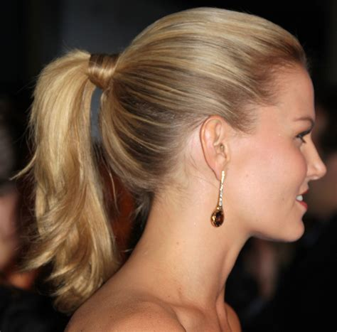 Ponytail Hairstyles by Ponytail Hairstyles For All Hair Lengths The Xerxes