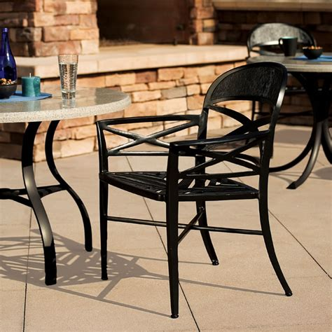 cast aluminum patio chairs antico cast cast aluminum patio furniture tropitone
