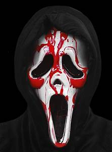Bloody Scream Mask - maskworld com