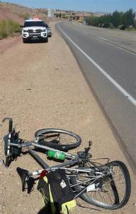 Letter to the editor st george is dangerous for for Bike accident letter