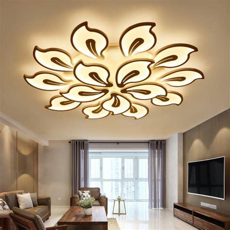 led chandelier bulbs modern led ceiling lights for living room bedroom