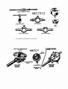 Figure 33  Diestocks  Die Collet  And Tap Wrenches