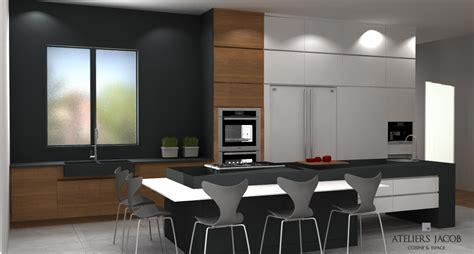 plan 3d cuisine votre cuisine en 3d ateliers jacob