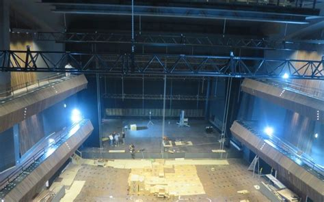 a at salle pleyel vandalism look what they ve done to salle pleyel slipped disc