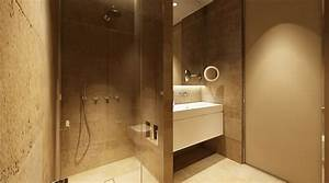 Built in shower Interior Design Ideas