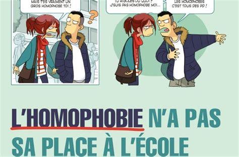la cuisine de a z la cagne du gouvernement contre l 39 homophobie à l 39 école