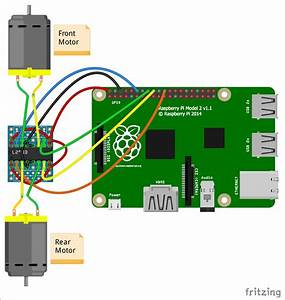 Diy Raspberry Pi Remote Controlled Car Using Bluetooth