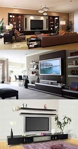 4, Decorative, Tv, Stand, Design, Ideas
