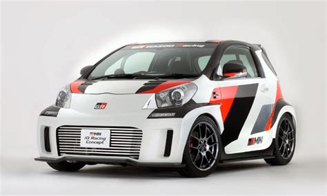 Toyota Iq City Car By Grmn  Car News