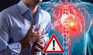 Chest Pain  Heart Attack Symptoms Include Shortness Of
