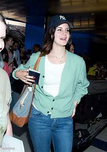 Lana Del Rey Arrives At Lax Airport Latest Leak Oh No