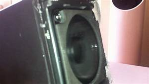 Huge Excursion   Bose Small Companion 2 Speakers 3 Inch