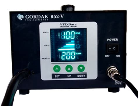 gordak 952 v air solder station high failure rate what cause page 1