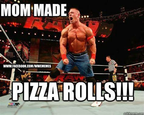 Funny Wrestling Memes - wwe memes wrestling pinterest dean o gorman laughing and pizza rolls