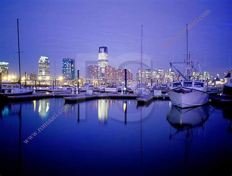 Liberty Landing Marina,