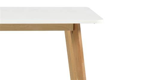 Esszimmer Stühle Und Tisch by Esszimmer Set Tisch Und 4 St 252 Hle Wei 223 Lackiert Birke