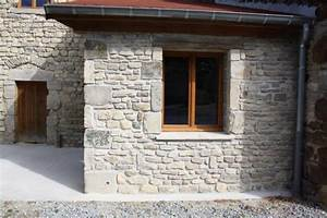 Doublage De Murs Intérieurs : doublage de mur en pierres naturelles ~ Premium-room.com Idées de Décoration