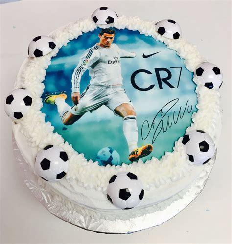 cristiano ronaldo edible imaged cake dvascakes cambridge