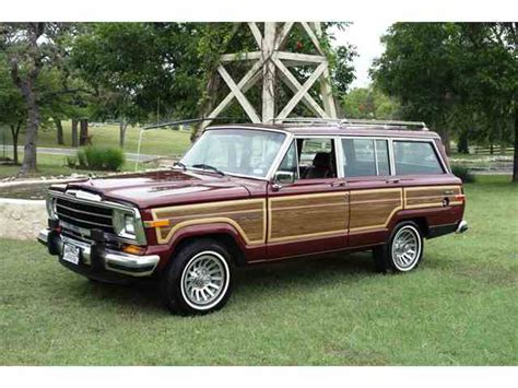 classic jeep wagoneer for sale classic jeep wagoneer for sale on classiccars com 28