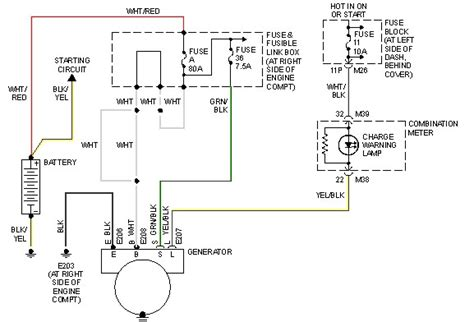 Where Can Find The Voltage Regulator Nissan