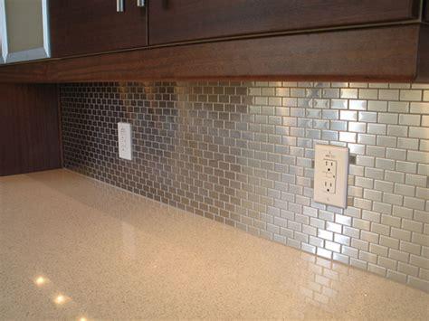 steel backsplash kitchen stainless steel tile backsplash ideas memes