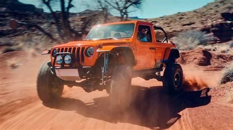 2019 Jeep V8 by New 2019 Jeep Wrangler Sandstorm Mad V8 Tested