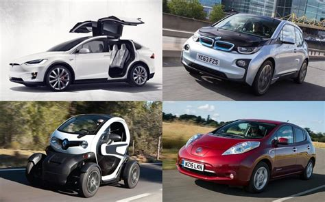 All About Electric Cars by Top 10 Electric Cars Ranked Cars