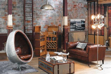 canape le bon coin style industriel ou style factory pour votre maison i