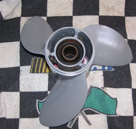 Boat Propeller Manufacturers Usa by Sell 13 X 19 Johnson Evinrude Stainless Steel Boat Prop