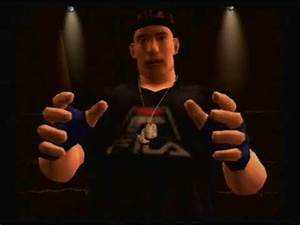 Def Jam Fight For NY John Cena Vs David Banner Club