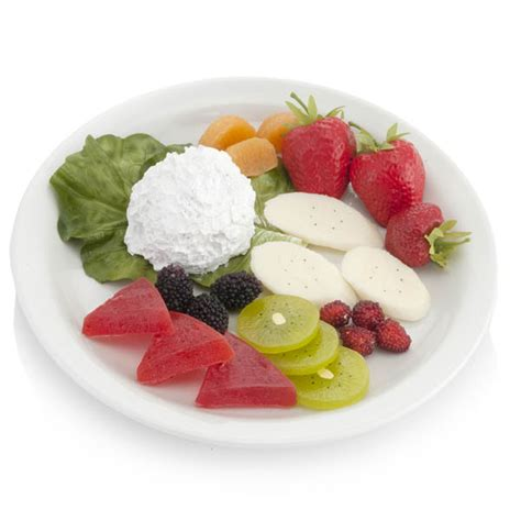 fruit and cottage cheese cottage cheese fruit plate